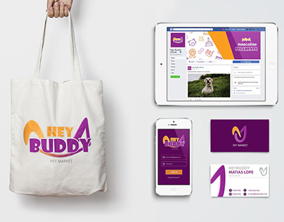 Branding - Hey Buddy