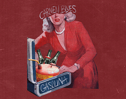 Gasolina   Carmen Blues