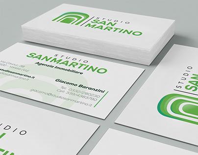 Restyling Logo Studio San Martino - Branding Identiity