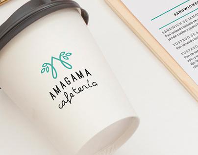 Amagama Cafetería| BRANDING & DESIGN