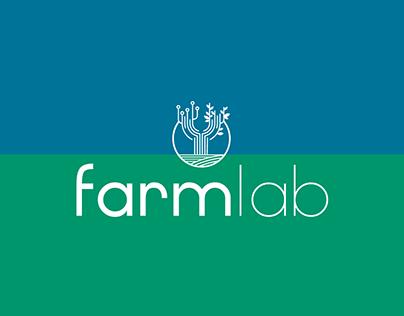 Id. Visual - Farmlab - Startup - Grupo Uniftec