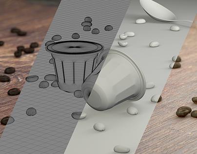 CGI - Coffee capsules (v.2016)