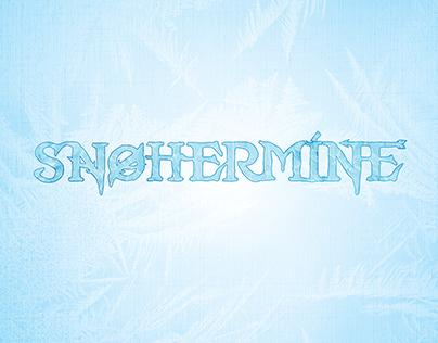 Artbook & Logo | Snøhermine