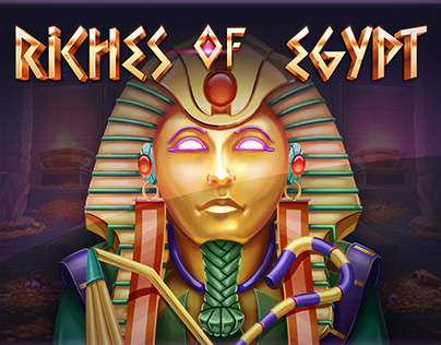 Riches of Egypt - Mirrorball slots