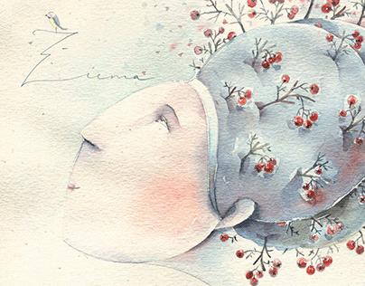 ŽIEMA | THE WINTER