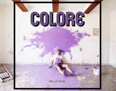 "VIDEO / GRAPHICS / MUSIC - ""Colore"""