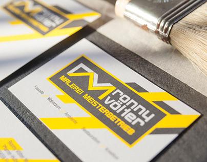 Malerei Voelter - Corporate Design