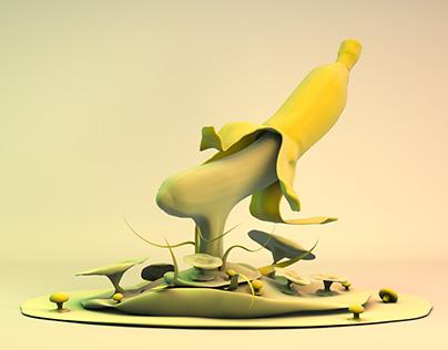 Bananamushroom - Strange Fruit