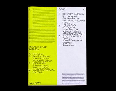 POCO — Issue 0