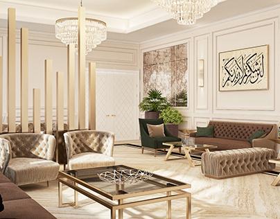 Luxurious Majlis
