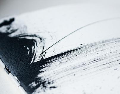 Экспрессивная каллиграфия