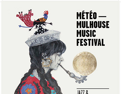 METEO music festival Mulhouse France 2019