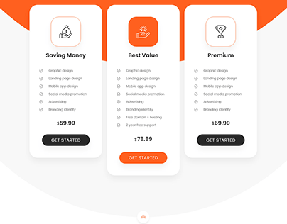 Proffesional IT Services Landing Page
