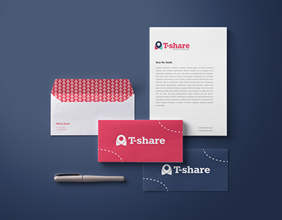 T-share // Brand Identity