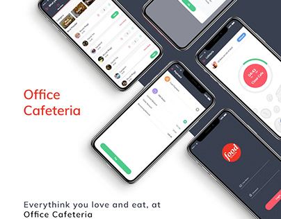 Food Order App Office Cafeteria