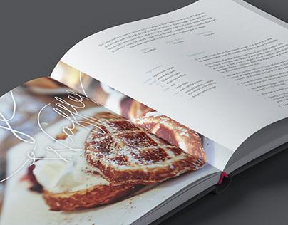 Liege Waffles Recipe Spread