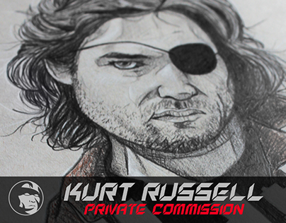 KURT RUSSELL - PRIVATE COMMISSION