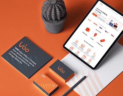VOO Rebranding