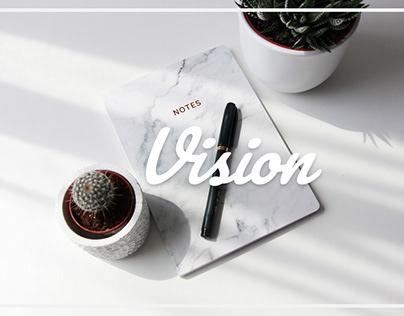 Vision - Business Presentation templates