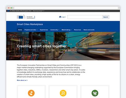 EU Smart Cities Information System