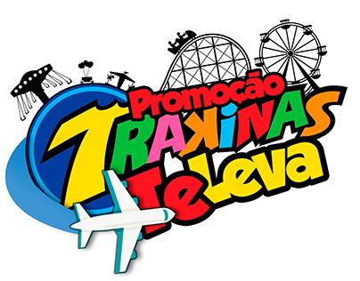 Projeto Publicitário - Trakinas Te Leva!