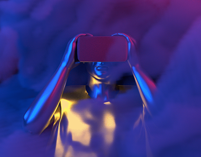 VR Human // 3D Project