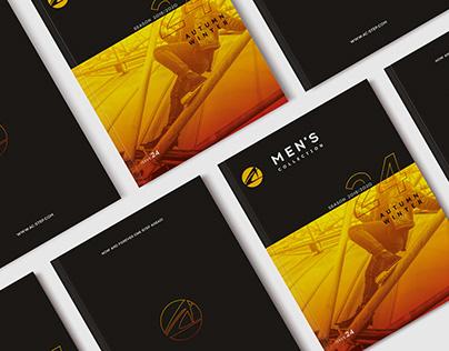 AC-Step. Mens catalogue. FW 18-19