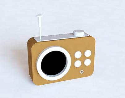 Radio Mini Dolmen
