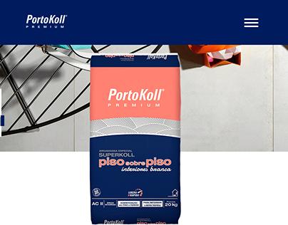 Site Portokoll® Premium e simuladores de obras