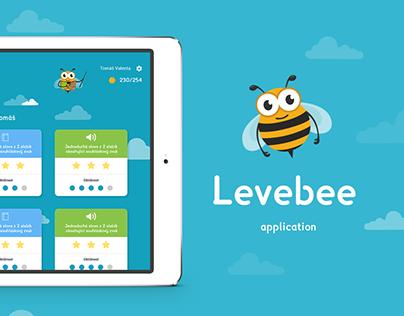 Levebee application - individual reading coach