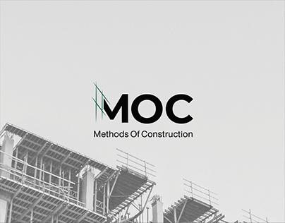 METHODS OF CONSTRUCTION - LOGO DESIGN