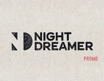 Night Dreamer Branding/Website/Typeface
