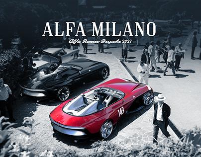 Alfa Milano 2027