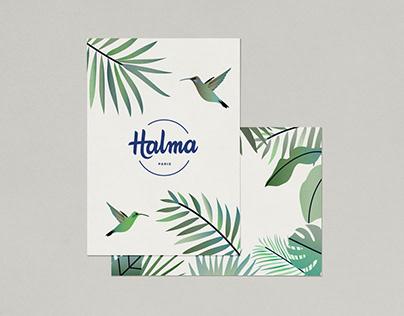 HALMA - Branding