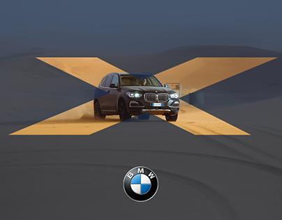 BMW - Destinazione X [We Are Social]