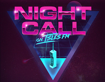 Night Call Poster
