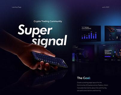 Crypto Trading Community / Stock exchange