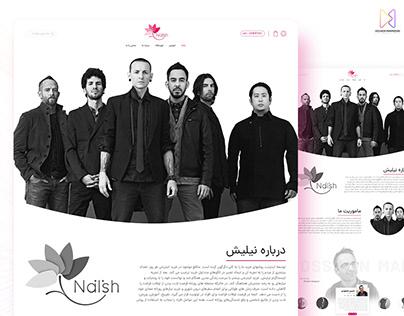 Nailish - About Page