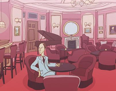 Hotel Bar (2016)