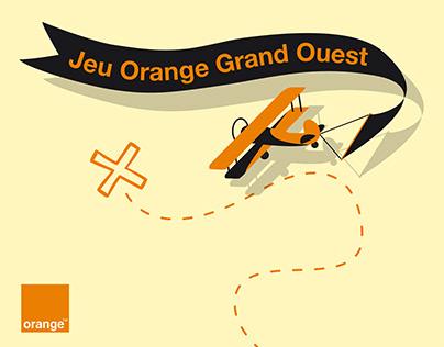 Escape Game // Orange Grand Ouest