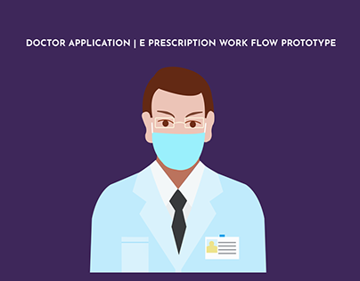 Doctor e Prescription Application Flow