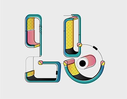 Lopeb | Animated Typography