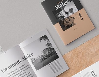 Vivian Maier — Editorial