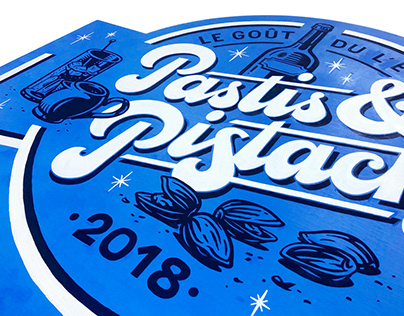 Pastis & Pistache