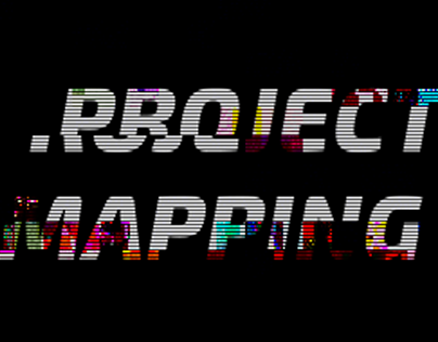 Projection Mapping Reel