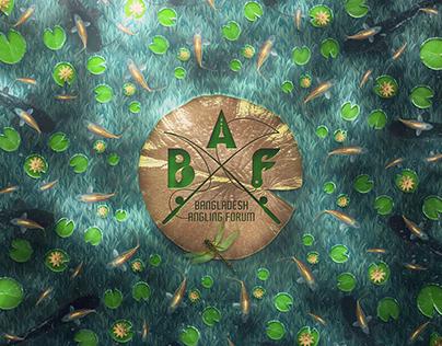 Fishing Mandala Design (Logo & Cover Art)