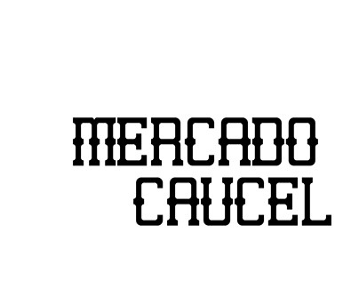 MERCADO CAUCEL - EGEL SCHOOL PROJECT
