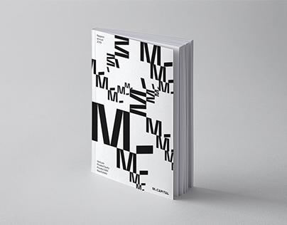 M Capital - Brand identity