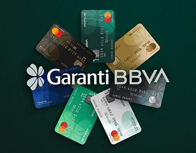 Garanti BBVA :: Credit & Debit Card Concept Designs