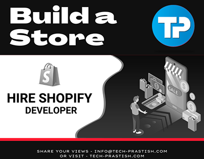 Hire Shopify Expert with Exceptional Skills